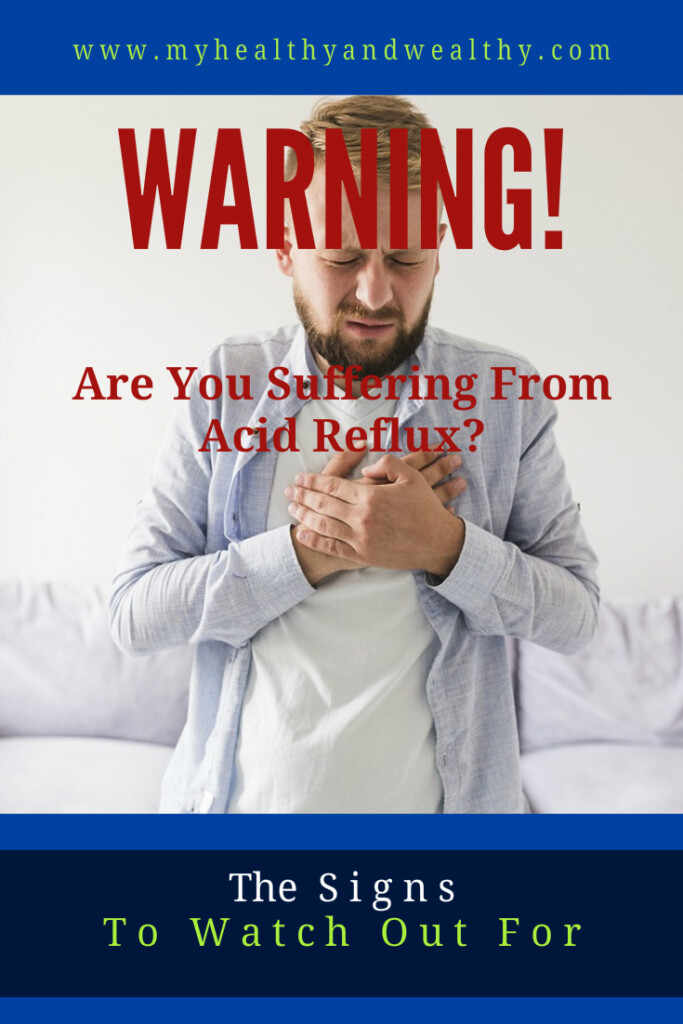 warning! are you suffering from acid reflux?