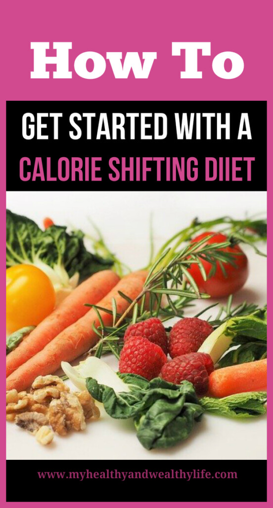 HOW TO GET STARTED WITH A CALORIE SHIFTING DIET