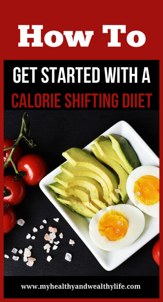 HOW TO GET STARTED WITH A CALORIE SHIFTING DIET 2