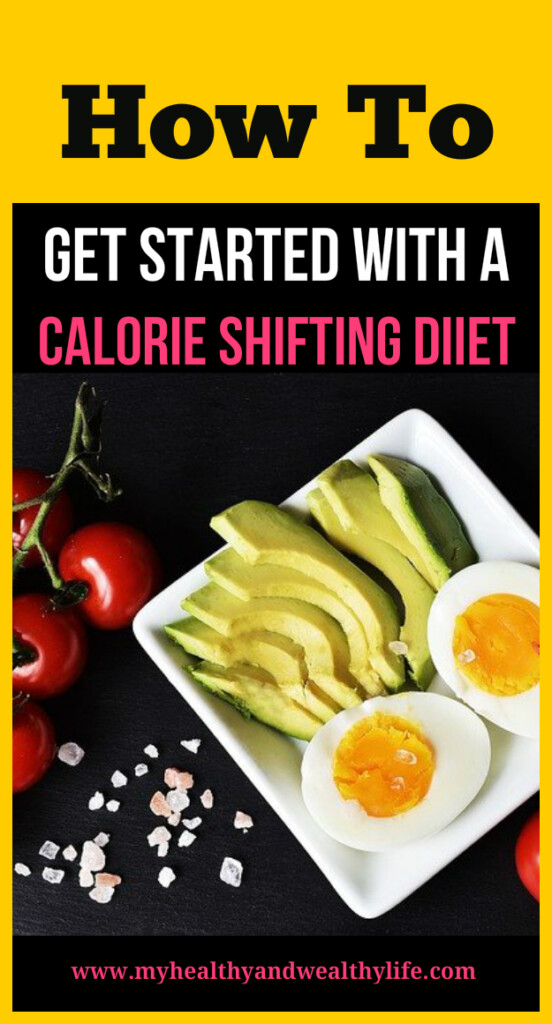 HOW TO GET STARTED WITH A CALORIE SHIFTING DIET 3